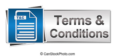 Terms and Conditions Button Style - Horizontal image for...