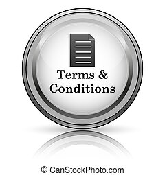 Terms and conditions icon