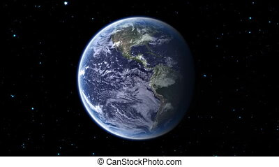terra, a, galassia, zoom, 1