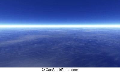terra, atmosfera