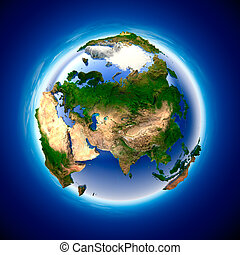 terra, ecologia