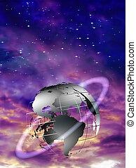 terra, esfera
