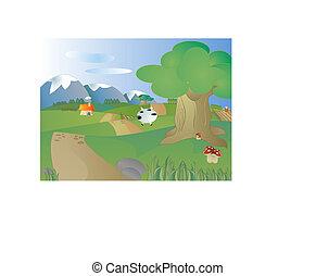 terra fazenda