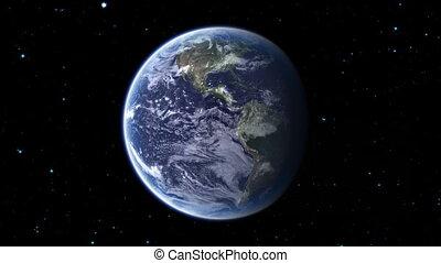 terra, para, galáxia, zoom, 1
