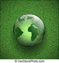 terra pianeta, grass.