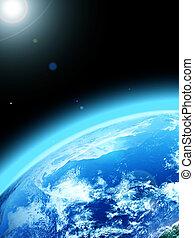 terra, planeta