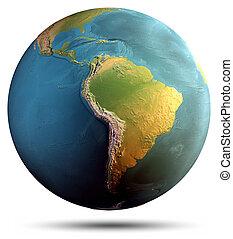 terra planeta, continentes