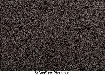 terra preta, textura