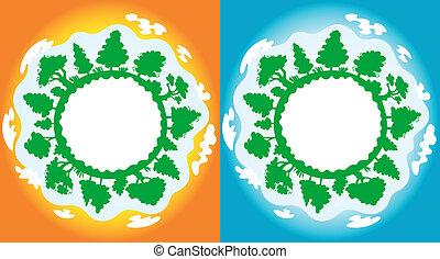 terra, pulito, inquinamento