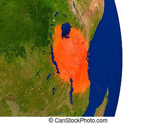 terra, tanzania