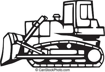 terra, veicoli, spostamento