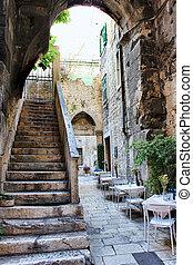 terrasse, italien