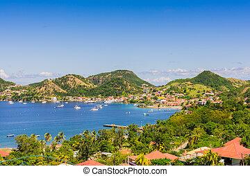 Terre-de-Haut Island, Les Saintes, Guadeloupe archipelago