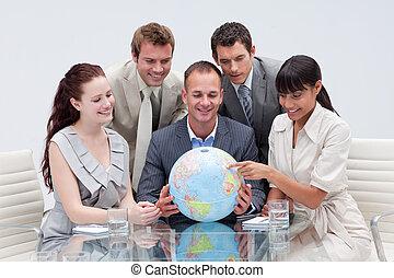 terrestrial jordklot, holdingen, affärsverksamhet lag