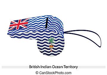 territoire, siffler, indien, britannique, océan