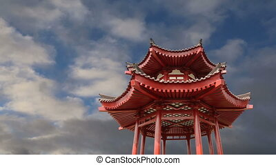 territory Giant Wild Goose Pagoda - On the territory Giant...