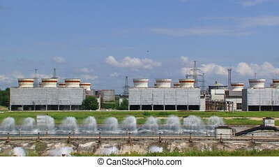 Territory power stations - A huge corps of nuclear power...