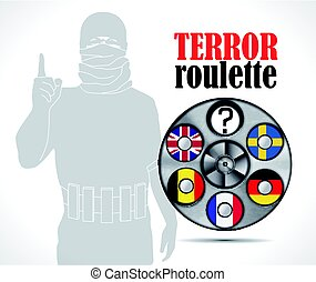Terrorist attack in Europe - who will be next