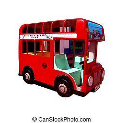 Terrorists Target - London Bus
