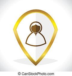 tervezés, felhasználó, csevegés, ikon