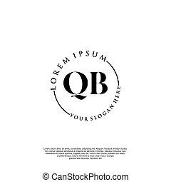 tervezés, qb, kezdő, kézírás, jel