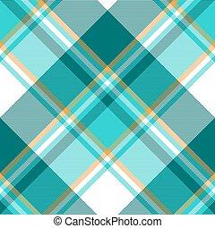 tessuto blu, modello, seamless, tessile, assegno