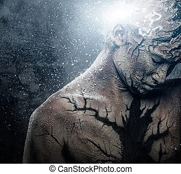 test, fogalmi, lelki, művészet, ember