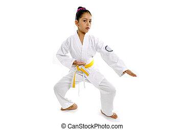 test, képzés, latin, szeret, kellemes, kevés, karate,...