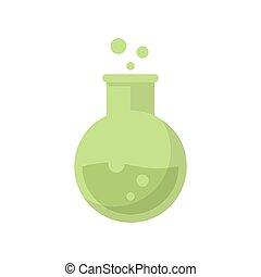 Test tube icon