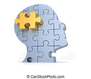 testa, puzzle