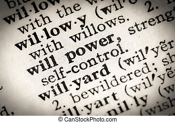 testament, tekst, macht