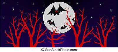 testata, halloween