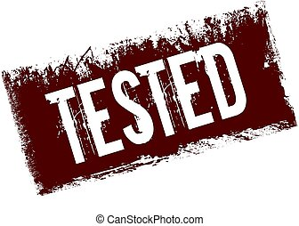 TESTED on red retro distressed background.