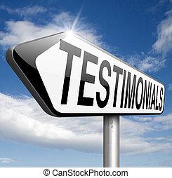 testimonials - testimonial customer feedback testimonials or...