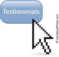 Testimonials Button Click