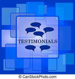 Testimonials icon