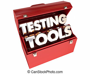 Testing Tools 3d Words Toolbox Evaluation Analysis