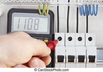 testing voltage