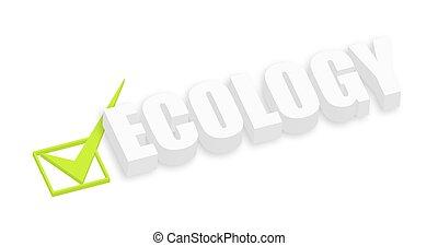 testo, ecologia, 3d