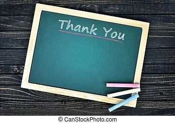 testo, scuola, lei, ringraziare, asse