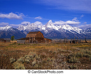 teton, rancho