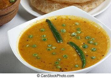 Tetor dal is a popular vegetable from Bengal - Tetor dal...