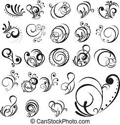 tetovál, elvont