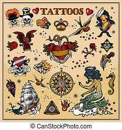 tetovál