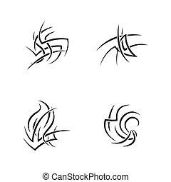 tetovál, tervezés