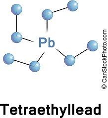 Tetraethyllead is an organolead compound