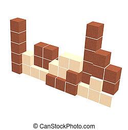 tetris game 3D