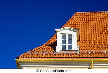 Finestra vecchio soffitto abbaino soffitto vecchio for Abbaino tetto prezzi