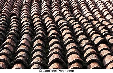 tetto, struttura