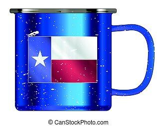 Texan Tin Cup